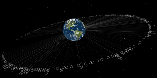 Satellites interactive thumbnail
